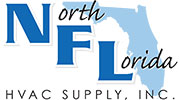 North Florida HVAC Supply Inc. Logo